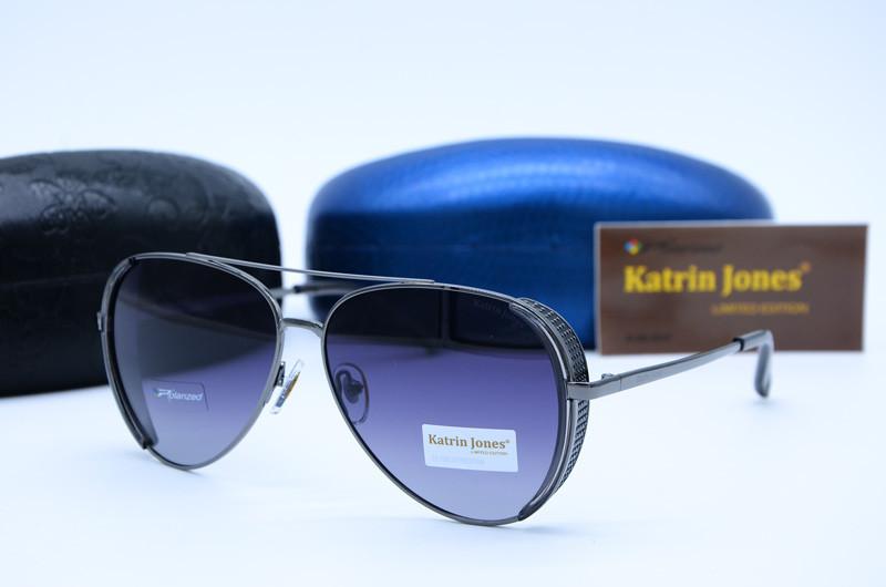 Женские фирменные очки Авиатор Katrin Jones 0827 c07-G1