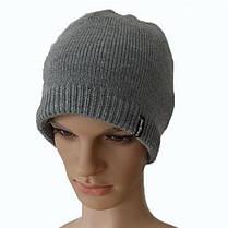 Водонепроницаемая шапка DexShell DH372-GSM, серая, фото 2