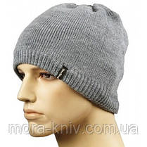 Водонепроницаемая шапка DexShell DH372-GSM, серая, фото 3