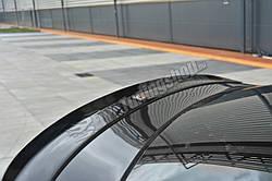 Накладка на спойлер Citroen DS5
