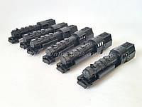 Корпуса паровозов производство Pikо, комплект из 6 штук, масштаба 1/160, фото 1