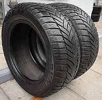 Шины б/у 225/55 R16 Dunlop SP Winter Sport М3, ЗИМА, 6-7 мм, пара