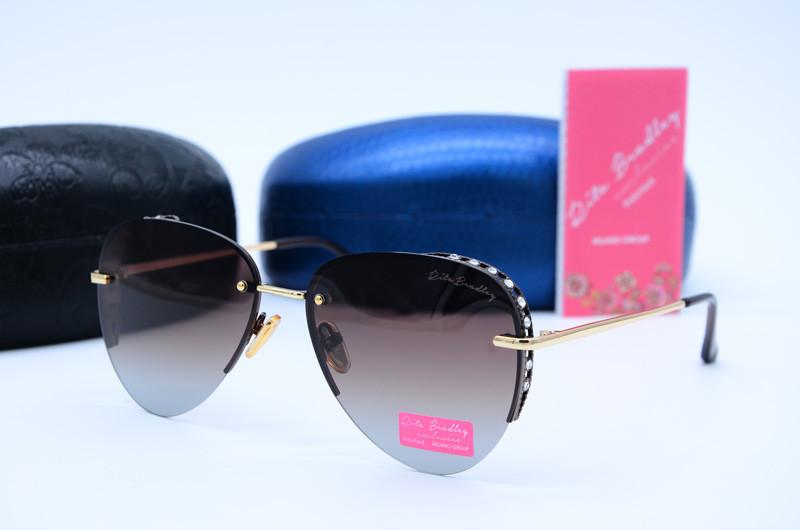 Женские солнцезащитные очки Авиатор 8109 с2