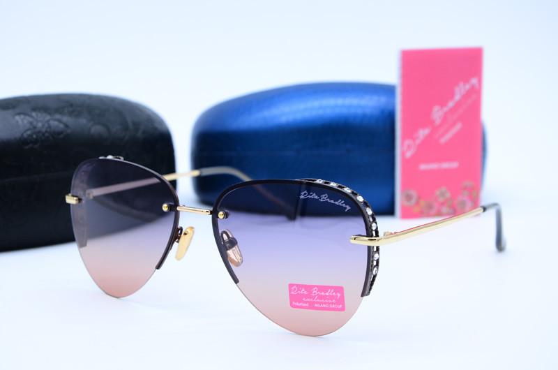 Женские солнцезащитные очки Авиатор 8109 с3