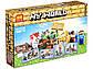 "Конструктор  Minecraft 10177 (Аналог Lego Minecraft 79072)""Майнкрафт 8 в 1"" 517 деталей, фото 3"