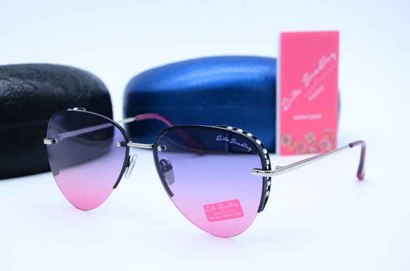 Женские солнцезащитные очки Авиатор 8109 с4