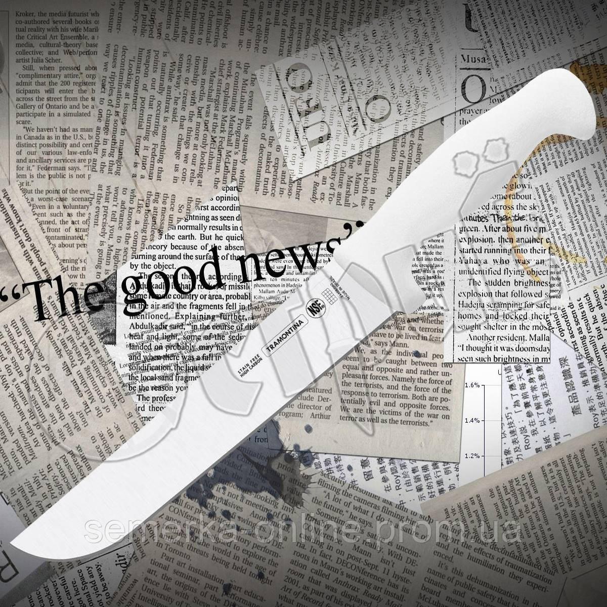 Нож кухонный Tramontina 24608/088 PROFESSIONAL MASTER для мяса из нержавеющей стали