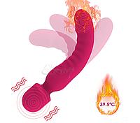 🍓Вагинально-клиторальный вибратор ToyJoy | фаллоимитатор, для женщин, интимные игрушки, фаллоимитатор для женщин, фаллоимитатор для мужчин, секс