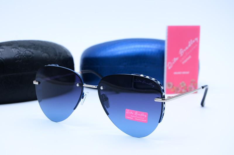 Жіночі сонцезахисні окуляри Авіатор 8109 с6