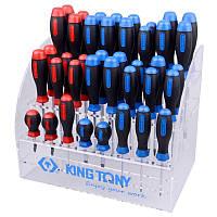 Подставка для отверток KING TONY 87104
