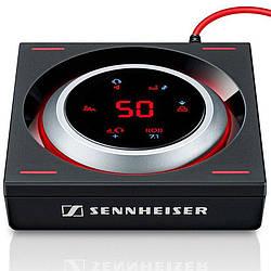 Стационарный усилитель для наушников SENNHEISER GSX 1000