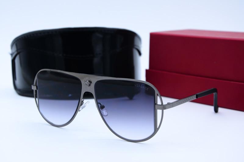 Женские солнцезащитные очки Маска 20310 черн