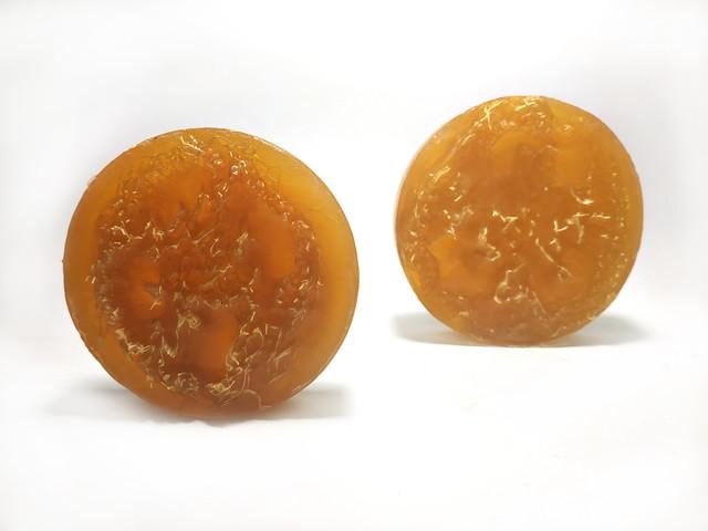Мило-скраб з люфою і прополисным маслом від виробника апимаг апімаг apimag