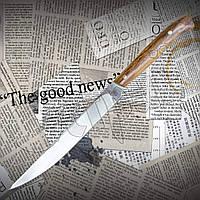"""Нож Спутник №72 """"Мрия"""" для кореньев с длинным остро заточенным лезвием. Отменное качество"""