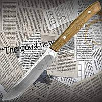 "Нож Спутник №73 ""Мрия 2"" для кореньев с широким лезвием и прочной рукоятью"