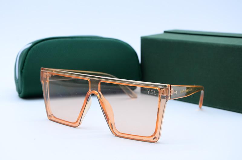 Женские солнцезащитные очки Маска 312 оранж