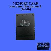 Карта памяти для Sony Playstation 2 (16Mb)