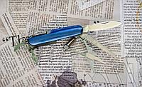 """Многофункциональный """"швейцарский"""" нож № 501 складной мультитул походного типа. Отменное качество, фото 1"""
