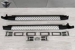 Пороги (подножки боковые) Honda CR-V