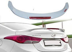 Спойлер зі стопом Hyundai Elantra