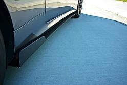 Накладки під пороги Hyundai Genesis Coupé Mk.1