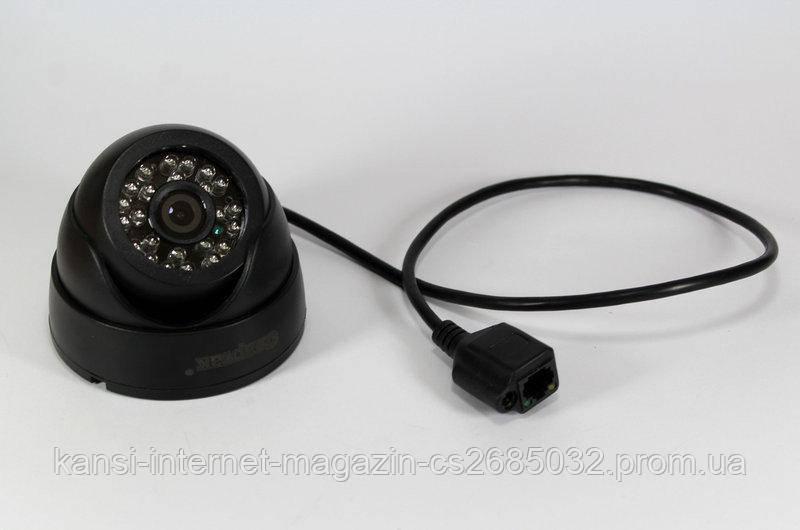 Камера наблюдения  CAMERA  349 IP 1.3 mp комнатная