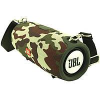 Портативная Bluetooth колонка JBL Xtreme mini (ХАКИ) + ПОДАРОК D1001