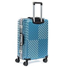Маленький ручной чемодан на колесах
