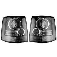 Автомобиль Левый / Правый LED Задний фонарь с лампочками для Land Rover Range Rover Sport 2005-2013-1TopShop