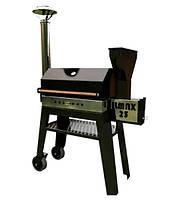 Пеллетная печь-гриль Ilmax-25 автоподача топлива горелка в комплекте