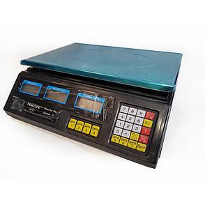 Торговые весы Nokasonic NK до 40 кг 4V *3011012173 [243] + ПОДАРОК: Настенный Фонарик с регулятором BL-8772A, фото 2