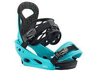 Крепление для сноуборда Burton Kids Smalls Surf Blue 2020