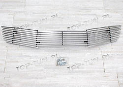 Алюминиевая решетка радиатора Kia Rio Sedan