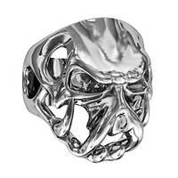 Печатка мужская серебряная Хищник , фото 1
