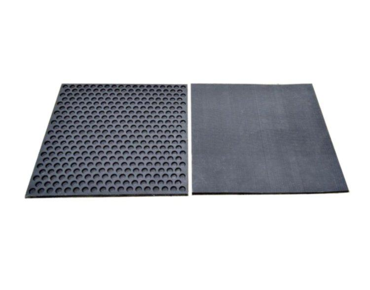 Резиновое покрытие 500 мм х 500 мм