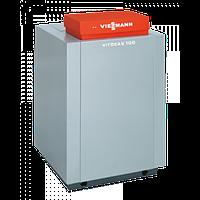 VITOGAS 100-F GS1D954 35 кВт автоматика: Vitotronic 100