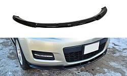 Диффузор переднего бампера Mazda CX-7
