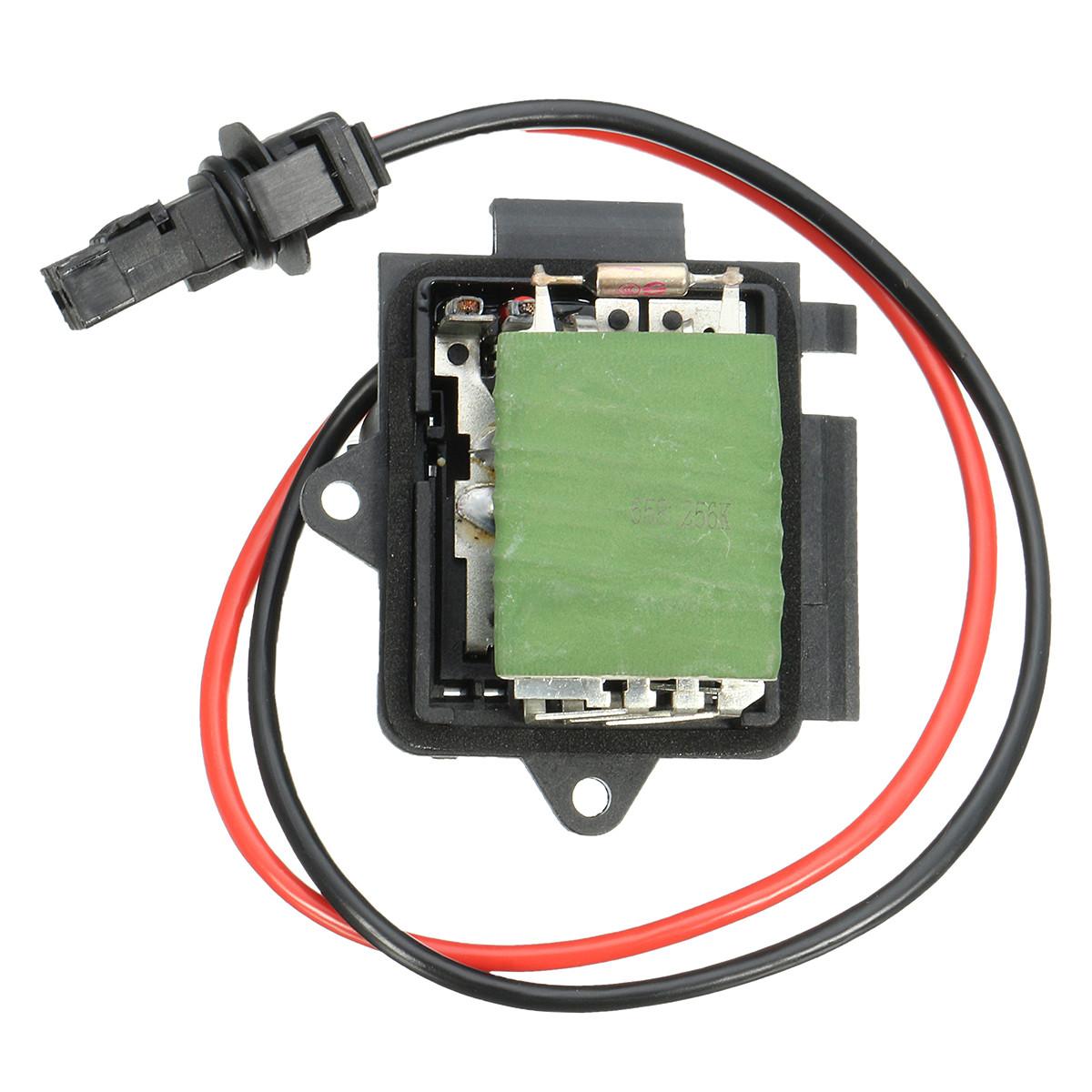 Управление Нагреватель Вентилятор Мотор Реле разряда 7701046941 Для Renault Scenic 99-03 - 1TopShop