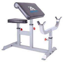 Скамья Скотта Zelart Altas Fitness AX1010