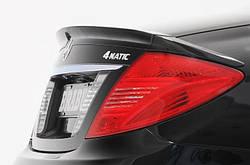 Спойлер Mercedes CL W216 в стиле Brabus