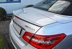 Спойлер багажника Mercedes W207 AMG-стиль