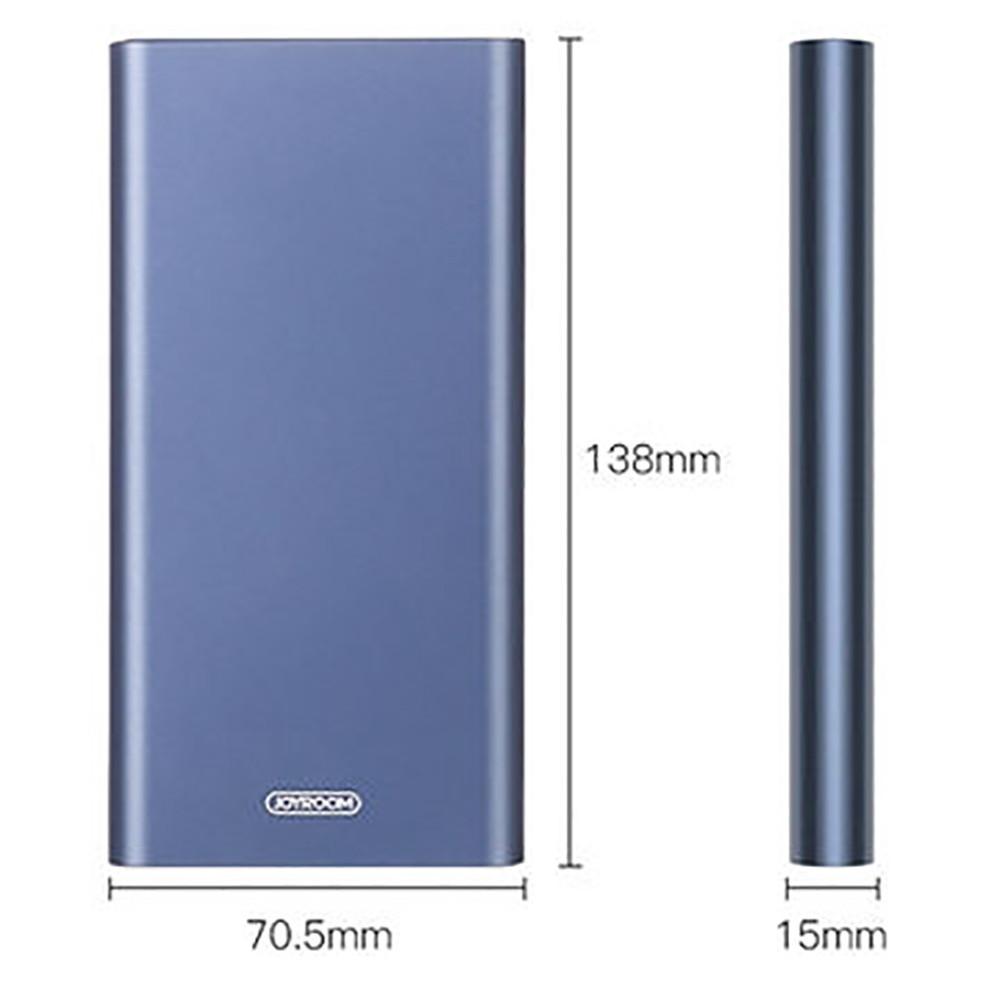Внешний аккумулятор Power bank JOYROOM D-M211 10000 mah *3011013011 [259] + ПОДАРОК: Настенный Фонарик с