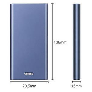Внешний аккумулятор Power bank JOYROOM D-M211 10000 mah *3011013011 [259] + ПОДАРОК: Настенный Фонарик с, фото 2