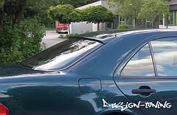 Бленда (накладка) на стекло Mercedes E W210
