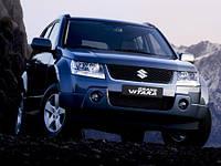 Брызговики модельные Suzuki Grand Vitara 2006- (Лада Локер)