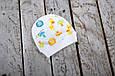 Євро пелюшка на липучках з шапочкою Half, Льова і До 3-6 міс, фото 6