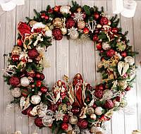 Декоративный венок Рожество BonaDi RM0-105