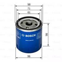 Масляный фильтр F 026 407 106 BOSCH