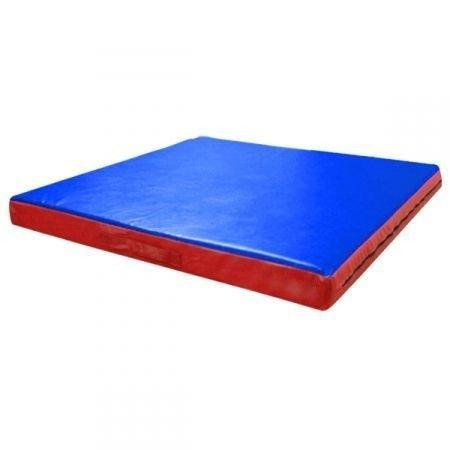 Мат гимнастический 100х100см, толщина 8 см