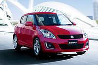 Брызговики модельные Suzuki Swift 2011- (Лада Локер)